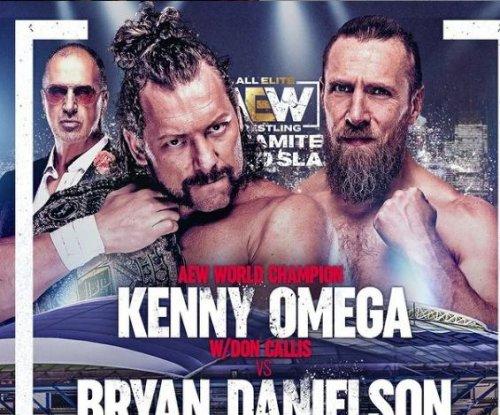 AEW 'Grand Slam': Bryan Danielson, Kenny Omega deliver dream match