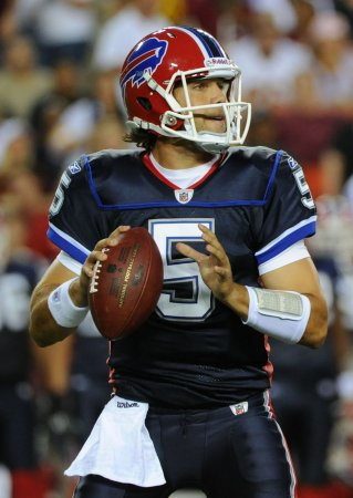 Buffalo releases quarterback Trent Edwards