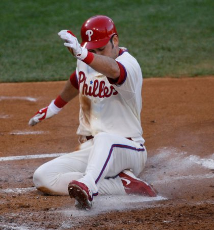 MLB: Philadelphia 8, LA Dodgers 5