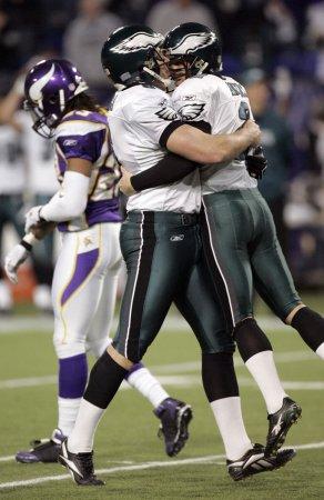NFL: Philadelphia 26, Minnesota 14