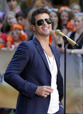 Robin Thicke files copyright lawsuit against Marvin Gaye's family