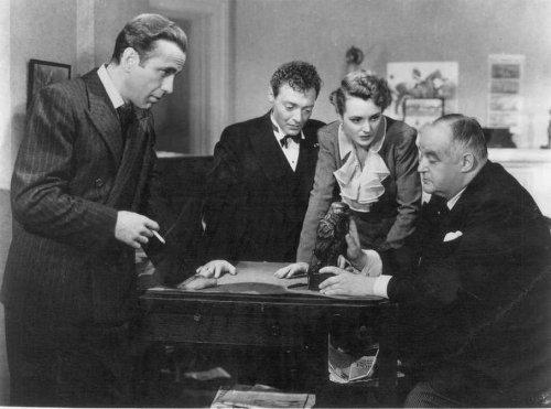 Maltese Falcon statuette sold at auction