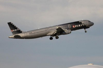 Survey: Spirit Airlines voted having the rudest flight attendants