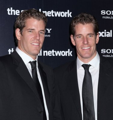 'Shark attack' video posted on Instagram by Winklevoss twin
