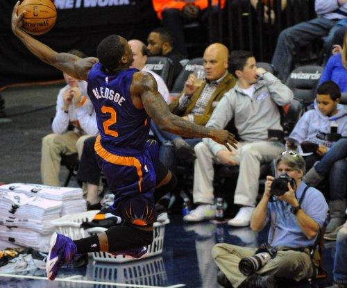 Trail Blazers, Phoenix Suns tangle in Portland