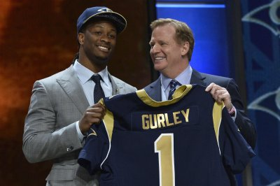 Gurley leads running backs return to first round