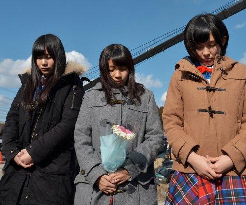 Japan pauses for 5th anniversary of Fukushima disaster