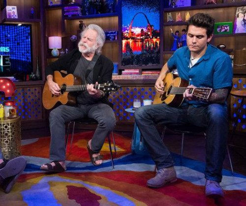 John Mayer defends 'gnarly guitar face' while playing Grateful Dead songs