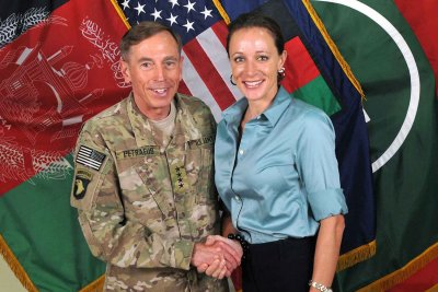 Paula Broadwell points to double standard in potential Petraeus Cabinet spot