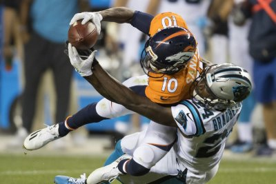 Denver Broncos reportedly will not trade WR Emmanuel Sanders
