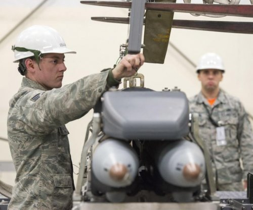 Raytheon wins $77.3M Air Force contract for SDB II munitions