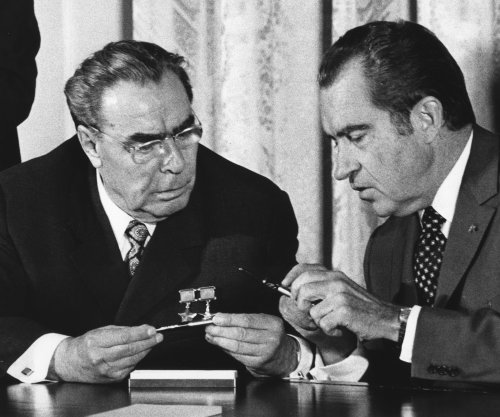 On This Day: Nixon, Brezhnev pledge to avoid nuclear war