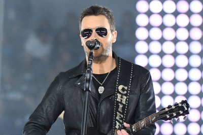 Eric Church announces tour plans to support 'Desperate Man'