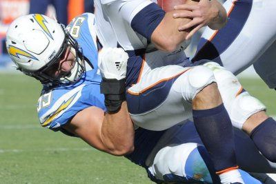 Chargers DE Bosa (foot) returns to practice