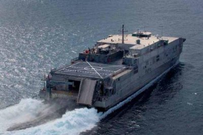 Austal to modify bow section engineering on two Navy EPF vessels