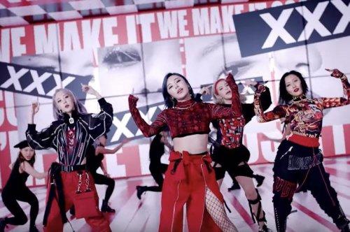 Mamamoo releases new album, 'Hip' music video