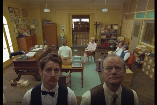 Wes Anderson film gets first trailer