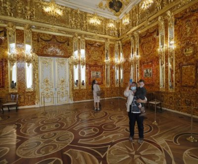 Nazi shipwreck may solve 75-year-old Amber Room mystery, divers say