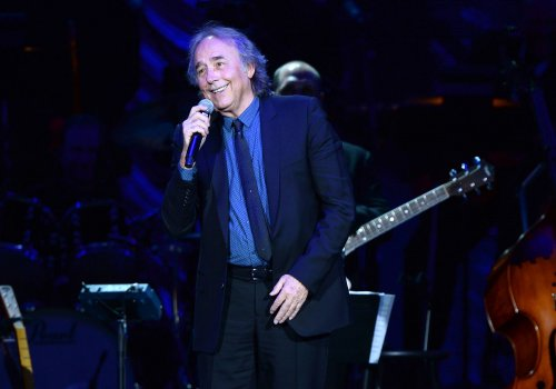 Joan Manuel Serrat named Latin Recording Academy's Person of the Year