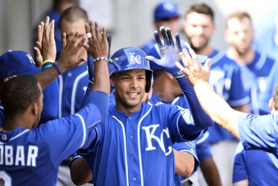 Kansas City Royals shut out Cleveland Indians
