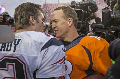 Broncos hold off Pats in defensive AFC title battle