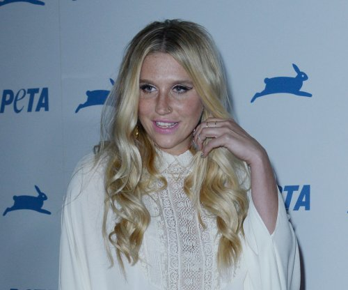 Kesha takes part in recording session with producer Zedd
