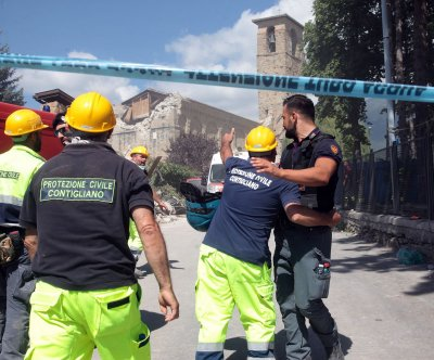 Italy declares emergency in regions worst hit by earthquake