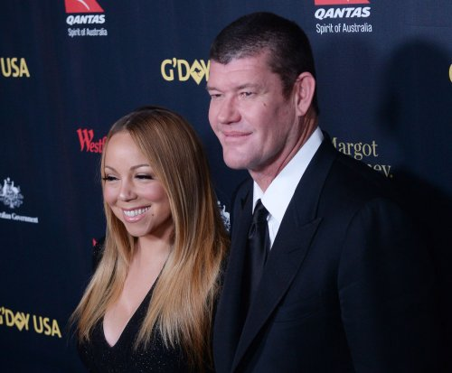 Mariah Carey, James Packer 'trying to work it out,' says rep