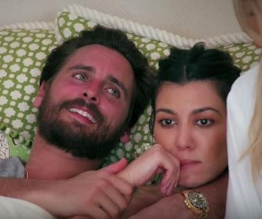 Kourtney Kardashian on Scott Disick: 'It's never going to work out'