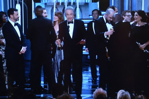 Oscars to retain PricewaterhouseCoopers after Best Picture gaffe