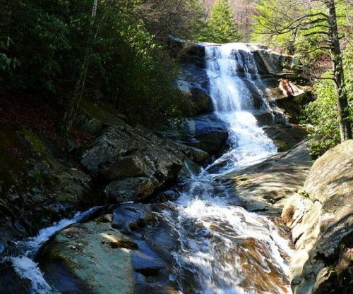 Man dies after falling from waterfall in N.C.