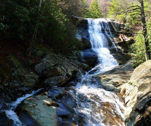Man dies after falling from waterfall in N.C.