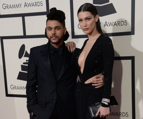 Bella Hadid says she's 'happy' after The Weeknd split