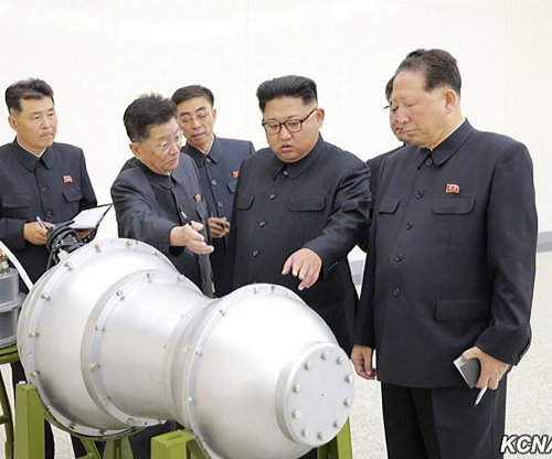 Kim Jong Un promises to complete North Korea's nuclear program