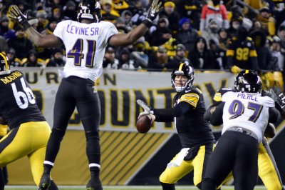Ben Roethlisberger rallies Pittsburgh Steelers by Baltimore Ravens with record performance