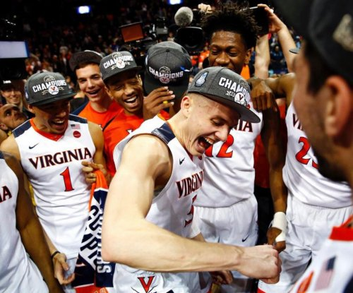 2018 March Madness: Top-seeded Virginia gets underway vs. UMBC