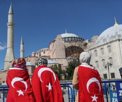 Turkish court allows Hagia Sophia museum to return as mosque