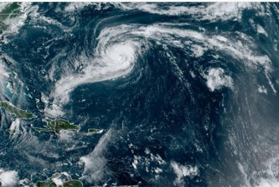 Rene weakens to tropical depression in Central Atlantic