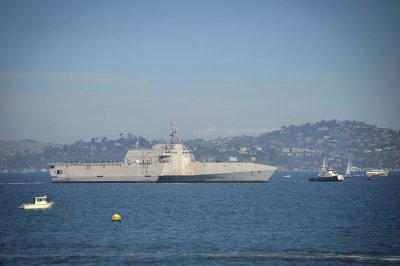 , U.S. Navy finishes test of first LCS-based unmanned mine detection system, Forex-News, Forex-News
