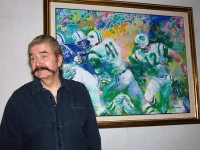 Artist LeRoy Neiman dead at 91