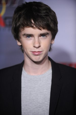 Highmore to play young Norman Bates