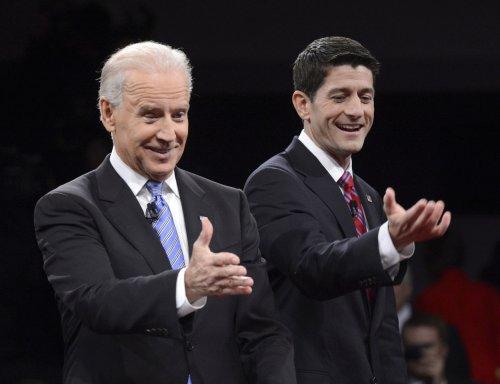 Biden and Ryan schedules for Oct. 16