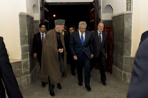 Afghan election support may be put on hold
