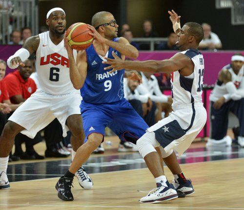 Durant leads Americans in Olympic opener