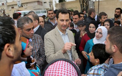 Western nations call Syrian presidential election a 'farce'