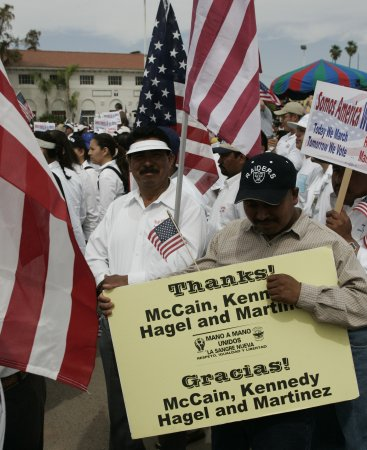 Some undocumented immigrants will be able to join the U.S. military