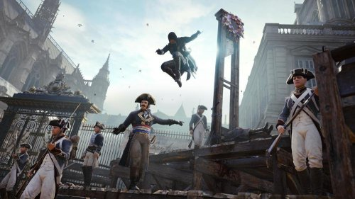 Mais non! Assassin's Creed 'mocks' French Revolution