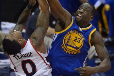 Green signs $82 million deal with Golden State Warriors