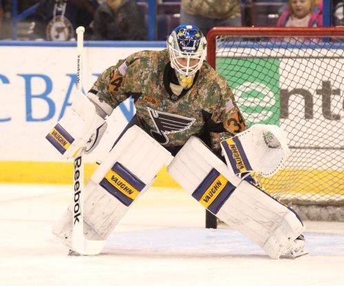 Blues battle past Sabres in shootout