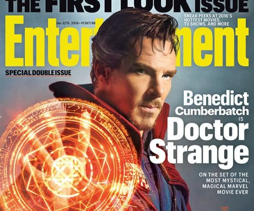Benedict Cumberbatch debuts as Doctor Strange
